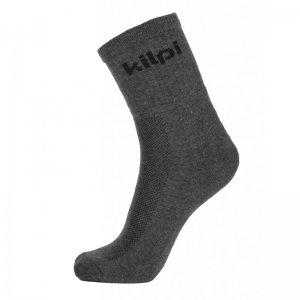 Ponožky KILPI AKARO-U MU0035KI ŠEDÁ