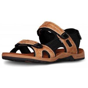 Pánské sandále NORDBLANC THONG NBSS6882 KAMEL