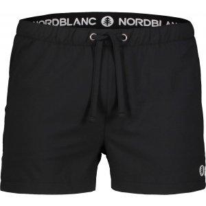 Pánské šortky NORDBLANC STALWART NBSPM7225 CRYSTAL ČERNÁ