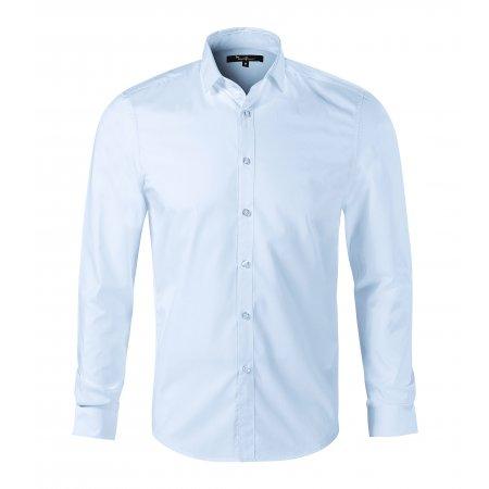 Pánská košile s dlouhým rukávem MALFINI PREMIUM DYNAMIC 262 LIGHT BLUE