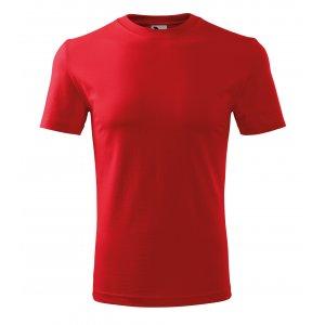 Pánské triko MALFINI CLASSIC NEW 132 ČERVENÁ