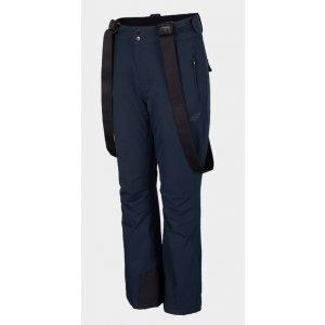 Dámské lyžařské kalhoty 4F D4Z20-SPDN301 DARK BLUE
