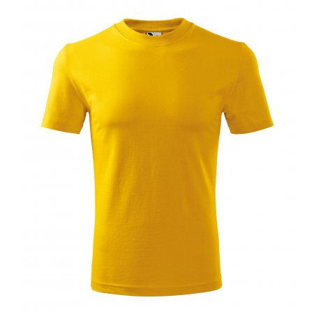 Pánské triko MALFINI HEAVY 110 ŽLUTÁ