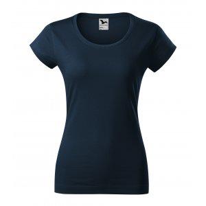 Dámské triko MALFINI VIPER 161 NÁMOŘNÍ MODRÁ