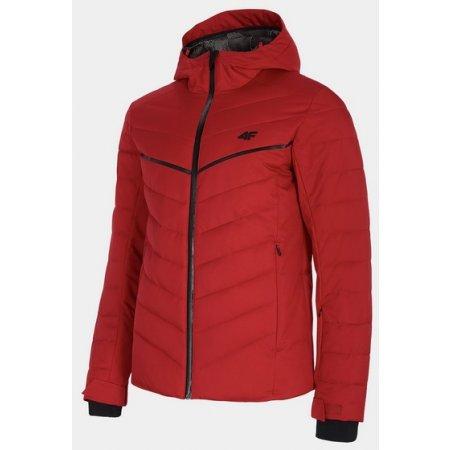 Pánská lyžařská bunda 4F D4Z20-KUMN152R RED