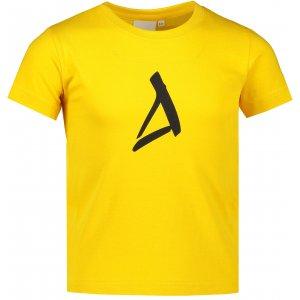 Dětské triko ALTISPORT ALK002138 ŽLUTÁ