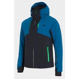 Pánská lyžařská bunda 4F D4Z20-KUMN252 COBALT