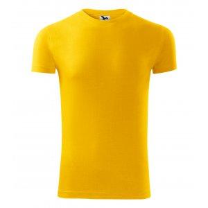 Pánské triko MALFINI VIPER 143 ŽLUTÁ