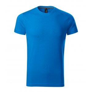 Pánské triko MALFINI PREMIUM ACTION 150 SNORKEL BLUE