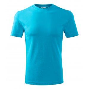 Pánské triko MALFINI CLASSIC NEW 132 TYRKYSOVÁ