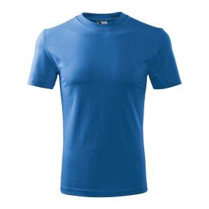 Pánské triko MALFINI HEAVY 110 AZUROVĚ MODRÁ