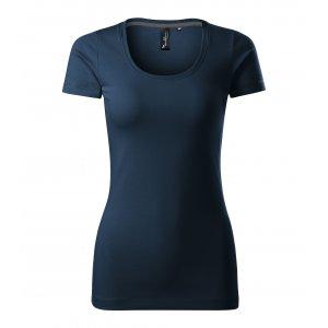 Dámské triko s krátkým rukávem MALFINI PREMIUM ACTION 152 NÁMOŘNÍ MODRÁ