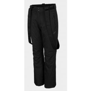 Dámské lyžařské kalhoty 4F D4Z20-SPDN301 DEEP BLACK