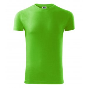 Pánské triko MALFINI VIPER 143 APPLE GREEN