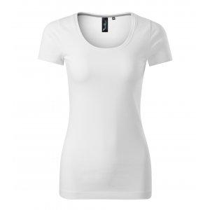 Dámské triko s krátkým rukávem MALFINI PREMIUM ACTION 152 BÍLÁ