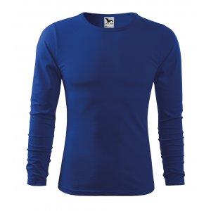 Pánské triko s dlouhým rukávem MALFINI FIT-T LS 119 KRÁLOVSKÁ MODRÁ