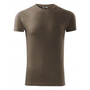 Pánské triko MALFINI VIPER 143 ARMY