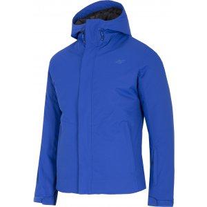 Pánská lyžařská bunda 4F D4Z20-KUMN351 BLUE