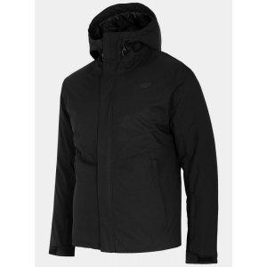 Pánská lyžařská bunda 4F D4Z20-KUMN351 DEEP BLACK
