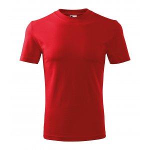 Pánské triko MALFINI CLASSIC 101 ČERVENÁ