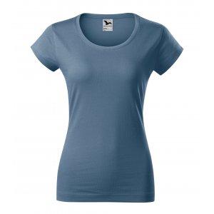 Dámské triko MALFINI VIPER 161 DENIM