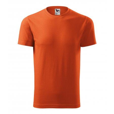 Pánské triko MALFINI ELEMENT 145 ORANŽOVÁ
