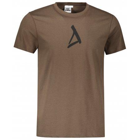 Pánské triko ALTISPORT ALM002129 ARMY