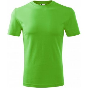 Pánské triko MALFINI CLASSIC NEW 132 APPLE GREEN