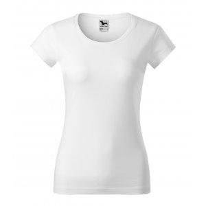 Dámské triko MALFINI VIPER 161 BÍLÁ