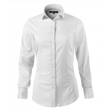 Dámská košile s dlouhým rukávem MALFINI PREMIUM DYNAMIC 263 BÍLÁ