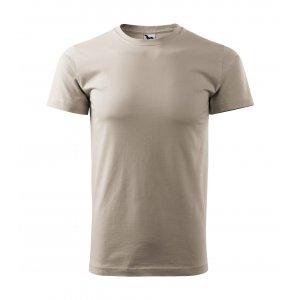 Pánské triko MALFINI HEAVY NEW 137 LEDOVĚ ŠEDÁ