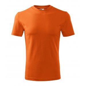 Pánské triko MALFINI CLASSIC 101 ORANŽOVÁ