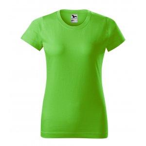 Dámské triko MALFINI BASIC 134 APPLE GREEN