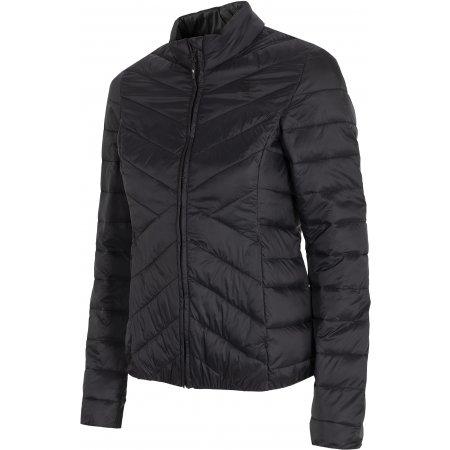 Dámská zimní bunda 4F D4Z20-KUDT200 DEEP BLACK
