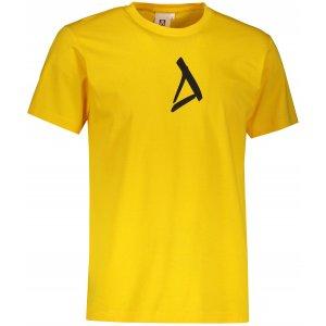 Pánské triko ALTISPORT ALM002129 ŽLUTÁ