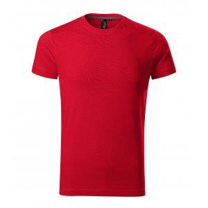 Pánské triko MALFINI PREMIUM ACTION 150 FORMULA RED