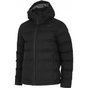 Pánská zimní bunda 4F D4Z20-KUMP204 DEEP BLACK