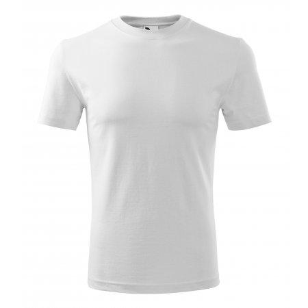 Pánské triko MALFINI CLASSIC NEW 132 BÍLÁ