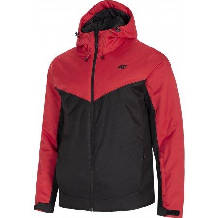 Pánská lyžařská bunda 4F D4Z20-KUMN301 RED