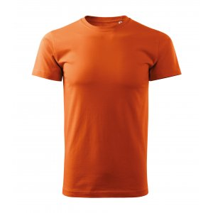 Pánské triko MALFINI BASIC FREE F29 ORANŽOVÁ