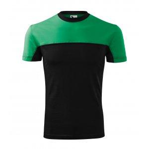Pánské triko MALFINI COLORMIX 109 STŘEDNĚ ZELENÁ
