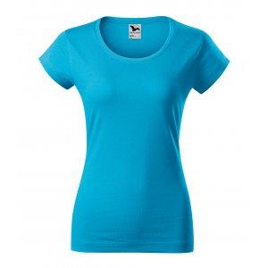 Dámské triko MALFINI VIPER 161 TYRKYSOVÁ