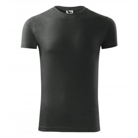 Pánské triko MALFINI VIPER 143 TMAVÁ BŘIDLICE