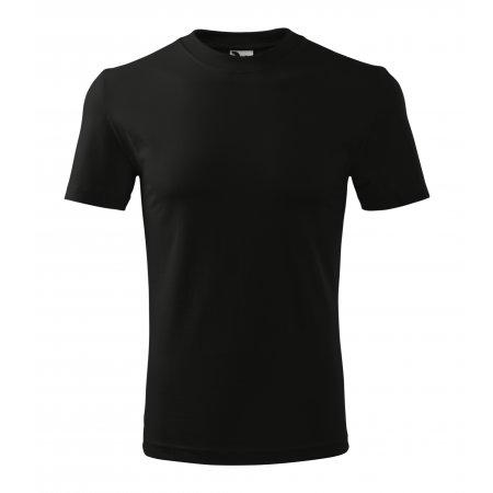 Pánské triko MALFINI HEAVY 110 ČERNÁ