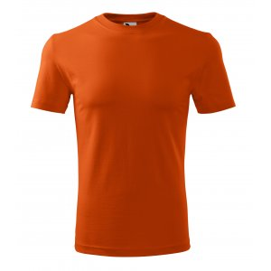 Pánské triko MALFINI CLASSIC NEW 132 ORANŽOVÁ
