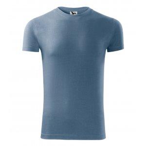 Pánské triko MALFINI VIPER 143 DENIM