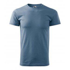 Pánské triko MALFINI HEAVY NEW 137 DENIM