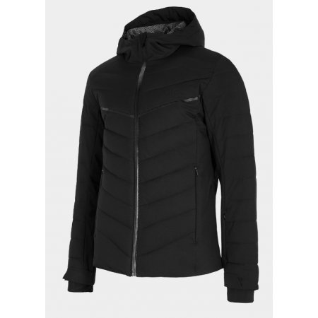 Pánská lyžařská bunda 4F D4Z20-KUMN152R DEEP BLACK