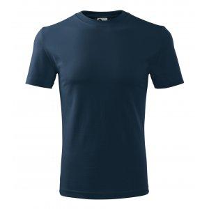 Pánské triko MALFINI CLASSIC NEW 132 NÁMOŘNÍ MODRÁ