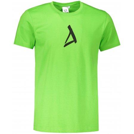Pánské triko ALTISPORT ALM002129 APPLE GREEN